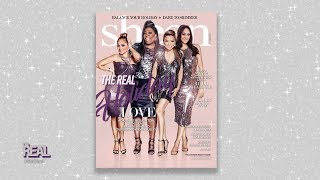 'The Real' Covers SHEEN Magazine