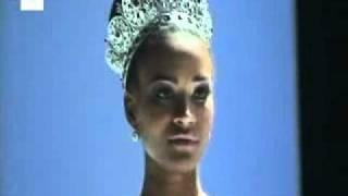 La angoleña Leila Lopes,  Miss Universo 2011