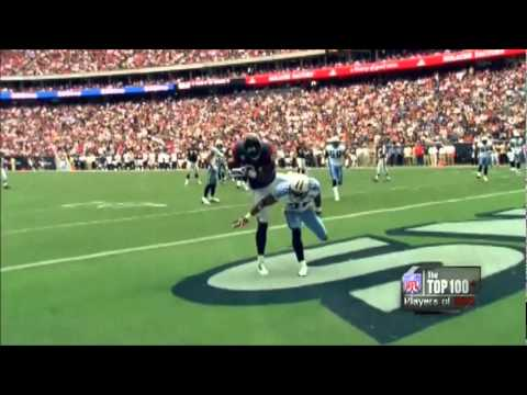 2010 NFL Best Players : #7 Andre Johnson