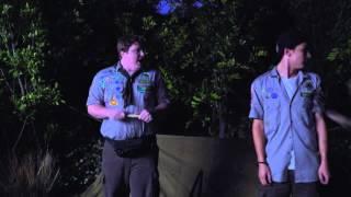 СКАУТЫ ПРОТИВ ЗОМБИ - Как поставить палатку