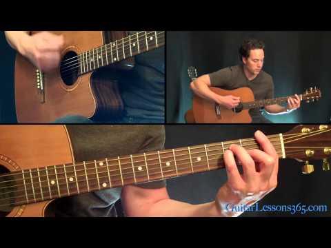 Drive Guitar Lesson - Full Song - R.E.M.