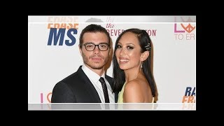 'DWTS' Pro Cheryl Burke Shares Sweet Throwback Photo Featuring Fiance Matthew Lawrence