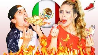 ESPAÑOLES PRUEBAN LOS DULCES MEXICANOS MÁS RAROS! 😱