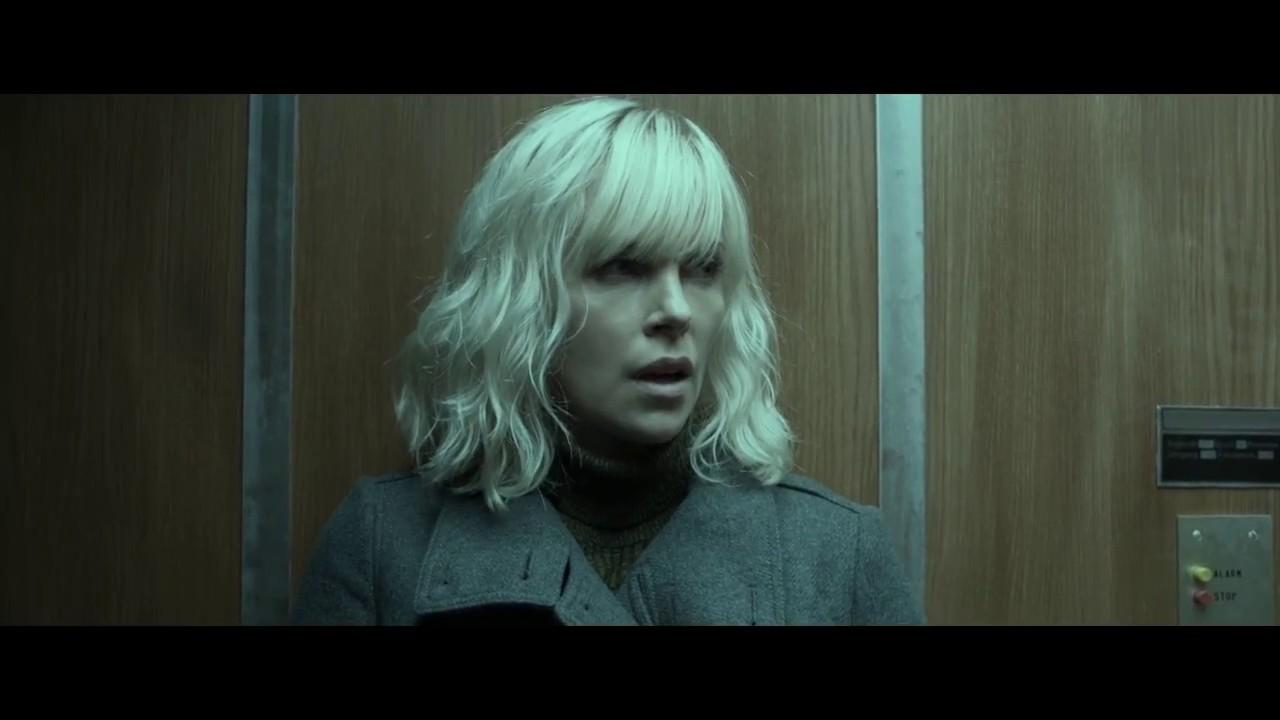 Atomic Blonde dansk trailer - I biografen 27. juli