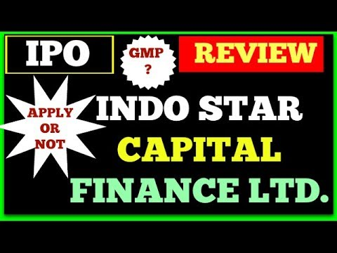 Indostar capital finance ltd ipo review