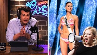 FEMINISTS RUIN MISS AMERICA: Bye Bye Swimsuits!   Louder With Crowder