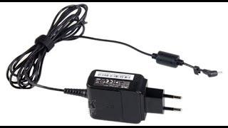 видео Блок питания для нетбука Asus 19V 2.1A 40W - Купить в интернет-магазине матрица812.рф
