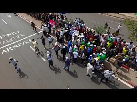 Tour du Mali - étape finale Bamako