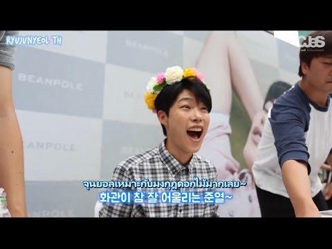 [ซับไทย] 160722 Ryu Jun Yeol - Beanpole