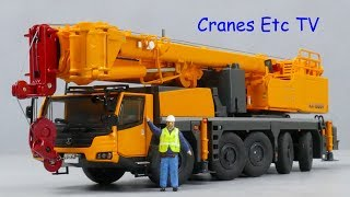 Yagao Kato KA-1300R Mobile Crane by Cranes Etc TV thumbnail