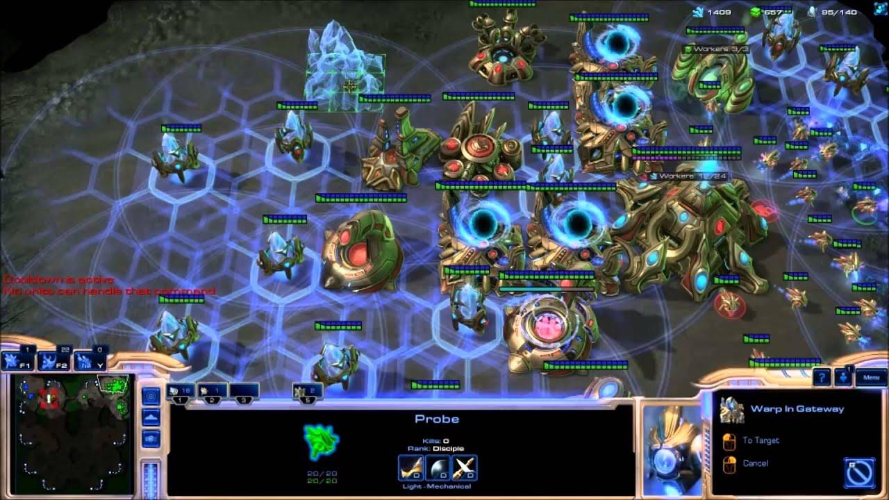 Starcraft 2 Live