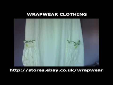 Wrapwear Clothing - Lime Green Tunic