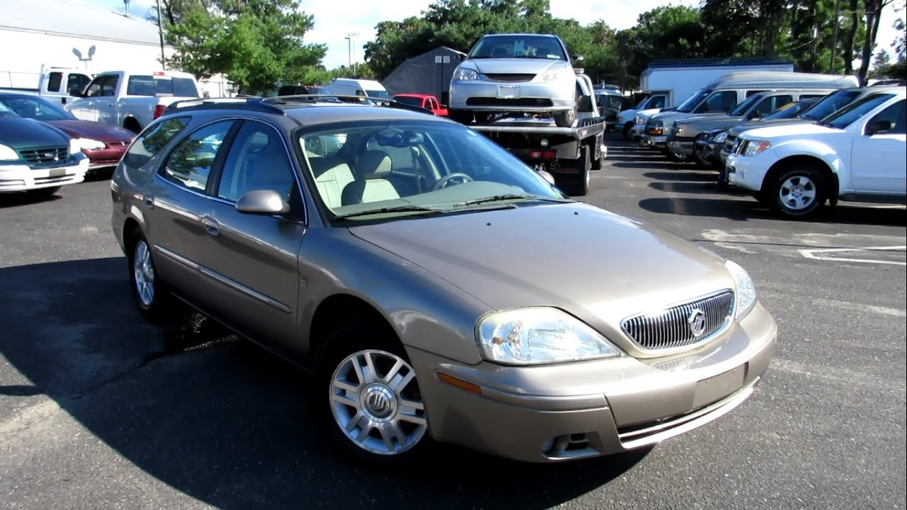 mercury sable 2014