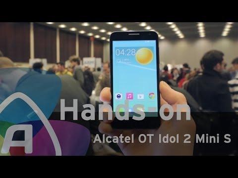 Alcatel One Touch Idol 2 Mini S hands-on (Dutch)