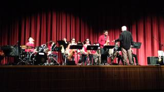 Heavy Duty Judy - West Windsor Plainsboro HS North Jazz Band 12/19/13