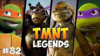 Черепашки-Ниндзя: Легенды. Прохождение #82 Donnie Mikey FINAL Bosses (TMNT Legends IOS Gameplay 2016