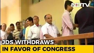 BJP, Congress In Direct Contest As Jayanagar Votes Today