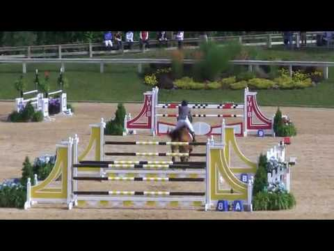 Video of JACKPOT ridden by ANDREA VOGEL from ShowNet!