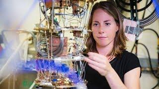 Harnessing quantum technology - Dr. Sydney Schreppler