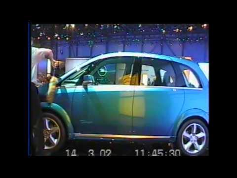 Salon auto 2002 Geneve