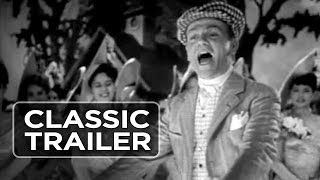 Yankee Doodle Dandy Official Trailer #1 - James Cagney Movie (1942) HD