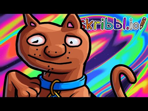 Skribbl.io Funny Moments - HOW is this Scooby Doo?!