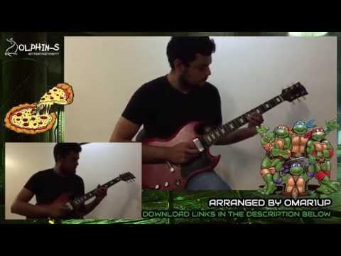 Teenage Mutant Ninja Turtles - Nes Guitar Cover