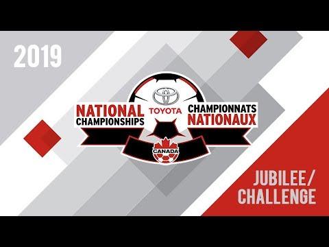 2019 Canada Soccer Challenge Trophy | BC Vs NL | Oct. 10