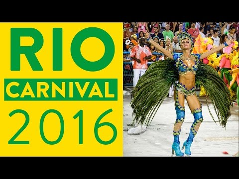 The Best of Rio Carnival 2016