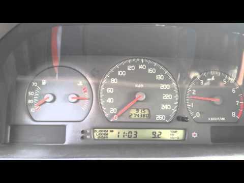 Volvo C70 2.3 Turbo 0-100++