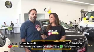 EURO RENAULT - SEMANA BLACK FRIDAY DOCUMENTAÇÃO E IPVA GRÁTIS