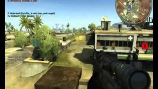 Battlefield 2 - Gameplay comentado 1/2 - Novo no youtube