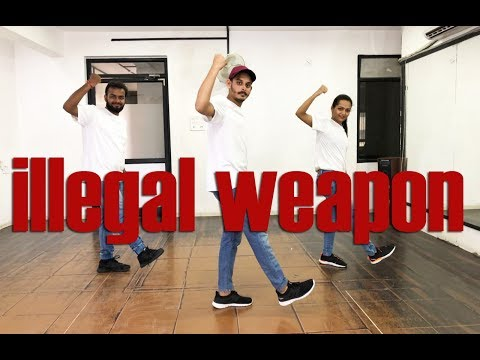 illegal weapon | The Dance Centre Choreography