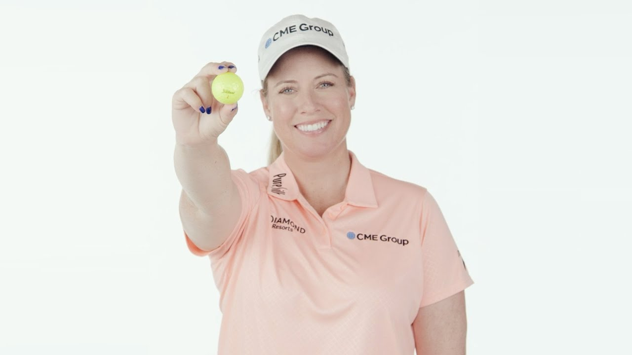 Brittany Lincicome - Pro V1x Yellow | LPGA Tour