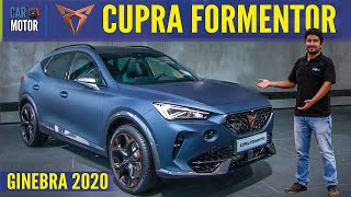 Cupra Formentor 2020 - Salón de Ginebra 2020