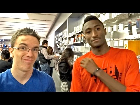 Thumbnail: MKBHD buys a new mouse!