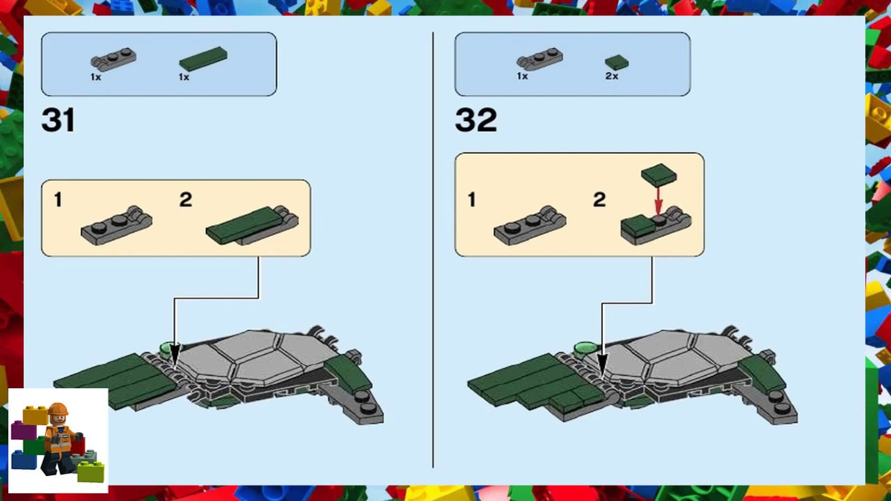 lego instructions super heroes 76083 beware the vulture book rh youtube com lego instruction manuals 60141 lego instruction manuals 40263