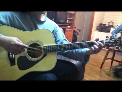 Alabaster Jar guitar chords