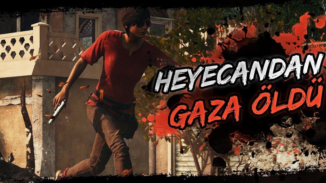 HEYECANDAN GAZA ÖLDÜ - #SOLO #FPP