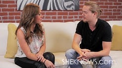 Christoph Sanders Stops by the SheKnows Studio - Celebrity Interview