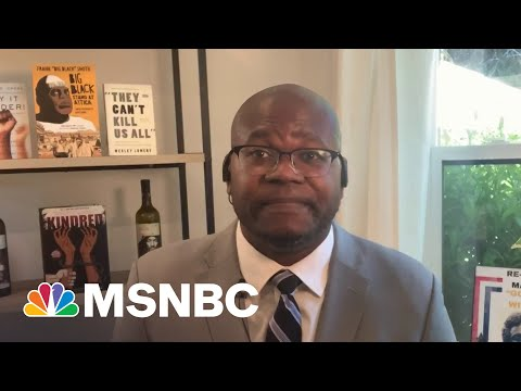 Jason Johnson On DOJ Suing Georgia Over New Voting Restrictions