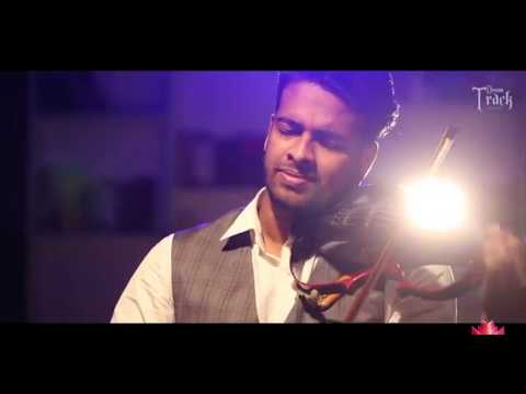 Binesh Babu - the violinist and his romance with the strings