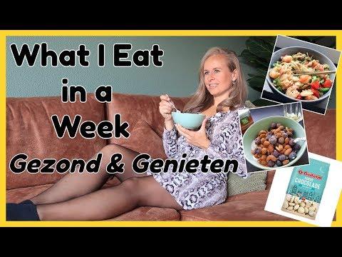 Gezond eten en