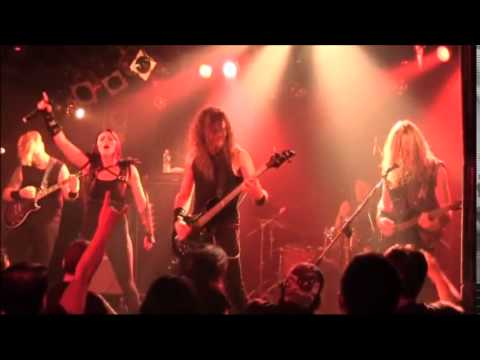 UNLEASH THE ARCHERS 09 Tonight We Ride Live in Iwaki, Japan 2015