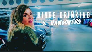 Binge Drinking | Vlogtober 2 + 3 | Anderz