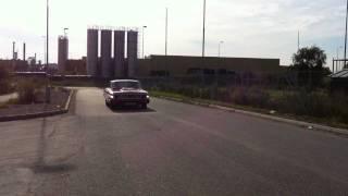 1964 Ford Galaxie Racecar burnout !