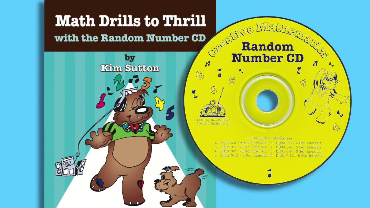 Math Drills To Thrill - YouTube
