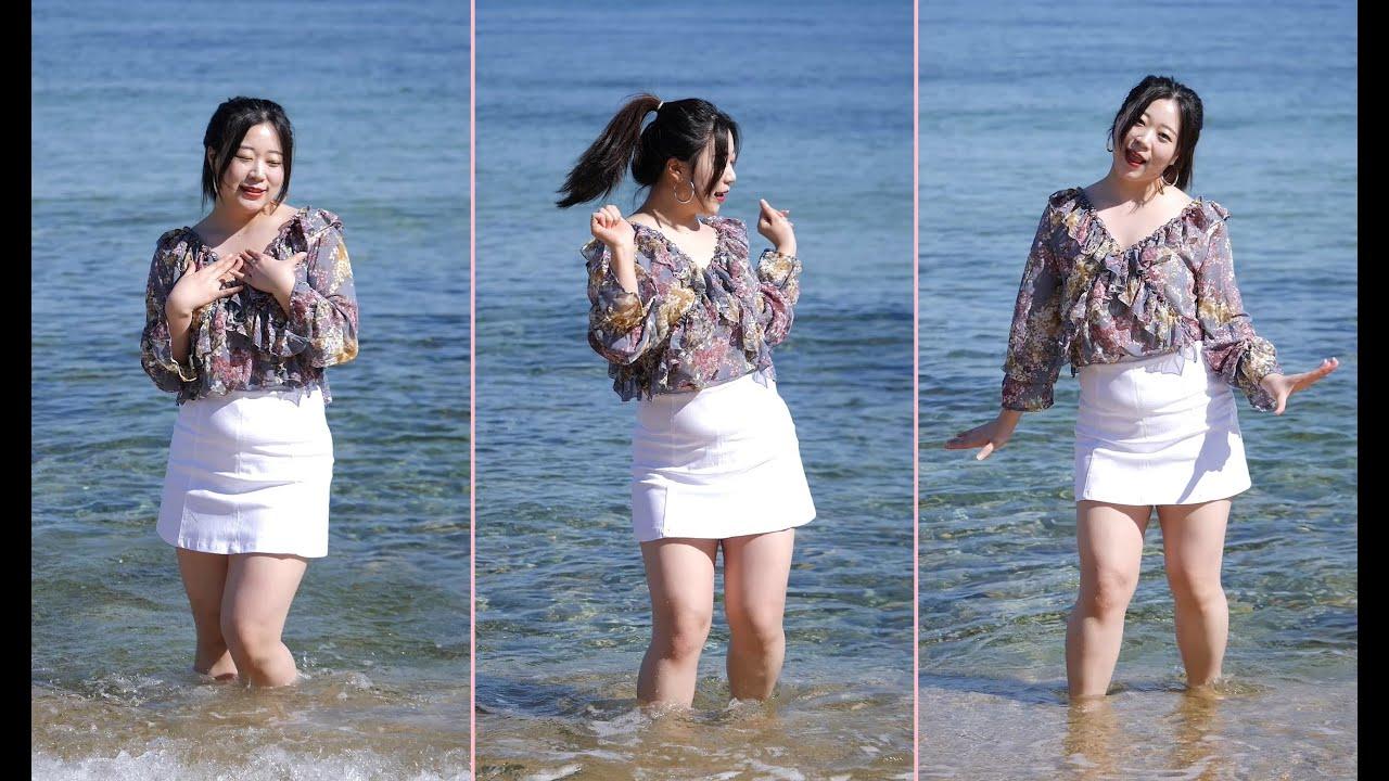 Now or Never (에이프릴) 커버댄스 - 댄서 초롱 [바다 연습실 직캠fancam]