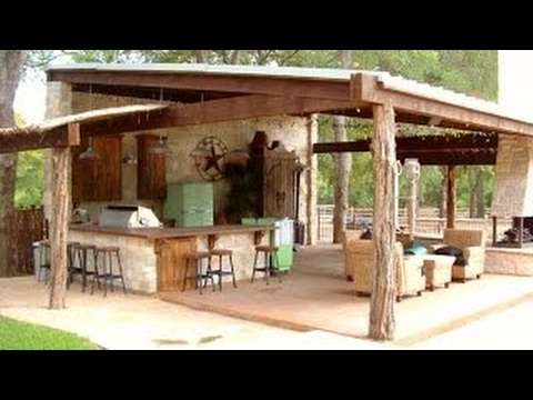 40 cuisine ext rieure et barbecue id es 2017 petite et grande cuisine en plein air 1 youtube. Black Bedroom Furniture Sets. Home Design Ideas