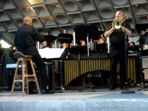 Colloquy for Solo Trombone & Wind Symphony